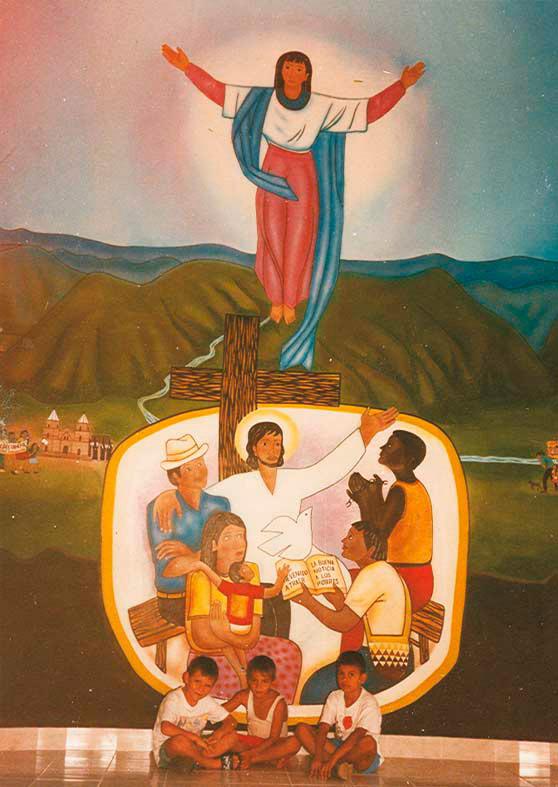 Iglesia Piedecuesta Santnader 1996.jpg