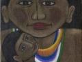 Mujer Indigena.